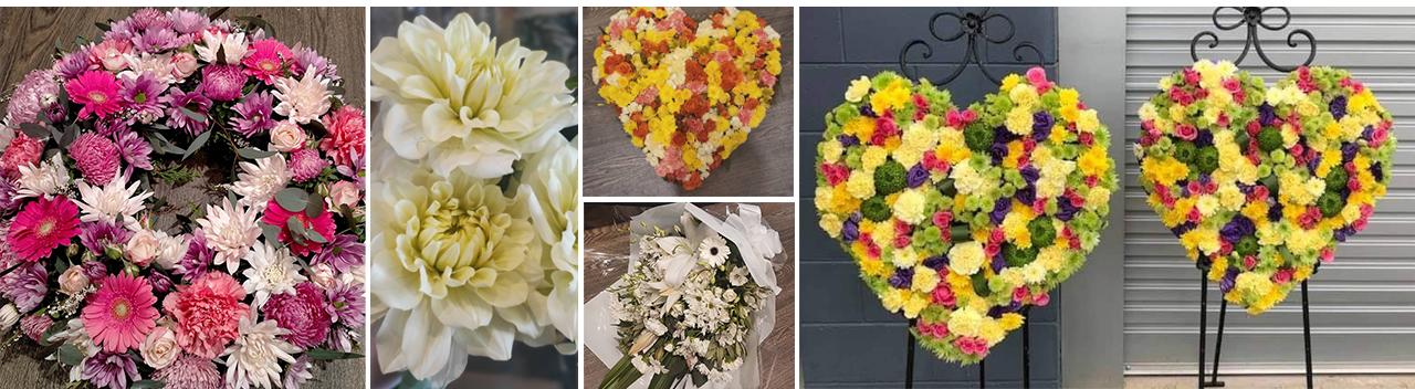 Funeral Flowers Springwood by Chatswood Hills Florist Springwood