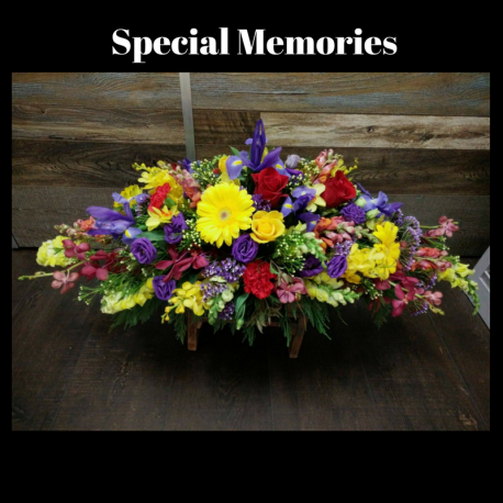 Special Memories Spray