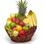 Premium Fruit Basket